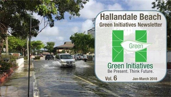 Green Initiatives Newsletter - Volume 6