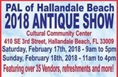 PAL Antique Show