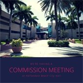 City Commission Meeting